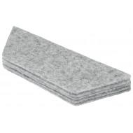 BURETE NOBO, magnetic, pentru curatare tabla, rezerve 10buc/set,