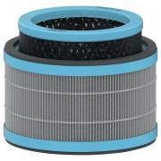 REZERVA filtru HEPA, 2 in 1, impotriva alergiilor si virusilor, pentru purificator LEITZ TruSens Z-1000,