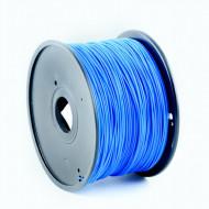 FILAMENT GEMBIRD pt. imprimanta 3d, PLA, 1.75mm diamentru, 1Kg / bobina, aprox. 330m, topire 190-220 grC, blue,