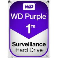 HDD WD 1 TB, Purple, 5.400 rpm, buffer 64 MB, pt. supraveghere,
