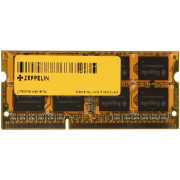 SODIMM  ZEPPELIN, 2 GB DDR3, 1600 MHz,