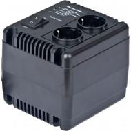 AVR GEMBIRD   500VA/ 300W, 2 x socket Schuko, indicatie status cu LED, sinusoida pura,