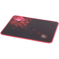 MousePAD GEMBIRD - gaming, cauciuc si material textil, 350 x 250 x 3 mm, imagini,