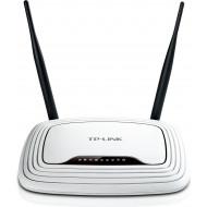ROUTER TP-LINK wireless  300Mbps, 4 porturi 10/100Mbps, 2 antene externe, Atheros, 2T2R