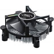 COOLER  DEEPCOOL, skt. Intel socket, racire cu aer, vent. 92 mm, 2200 rpm,