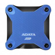 SSD extern ADATA SD600Q, 480 GB, 2.5 inch, USB 3.2, R/W: 440 MB/s,