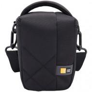 GEANTA pt. camera compacta, CASE LOGIC, buzunar intern | buzunar dorsal, curea detasabila, negru,