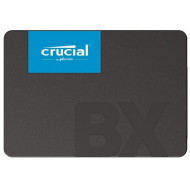 SSD CRUCIAL, BX500, 120 GB, 2.5 inch, S-ATA 3, 3D Nand, R/W: 540/500 MB/s,
