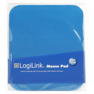 MousePAD LOGILINK, nylon, 250 x 220 x 3 mm, albastru,