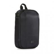 HUSA  CASE LOGIC, pt baterie portabila, buzunare interne plasa, negru,