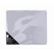 MousePAD GEMBIRD, cauciuc si material textil, 220 x 180 x 2 mm, printabil, alb,