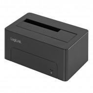 HDD DOCKING Station LOGILINK, USB 3.1, HDD suportat 3.5