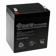 ACUMULATOR UPS CYBER POWER 12V /  5Ah, pentru seriile BU600 + BU650E / UT650E + UT650EG / UT1050 + UT1050EG,
