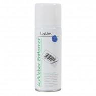 SPRAY SOLVENT LOGILINK, 200ml, expunere scurta, pt. autocolante / plastic / adezivi / vopsea,