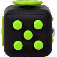 CUB ANTISTRES SPACER, FIDGET, black cu butoane green,