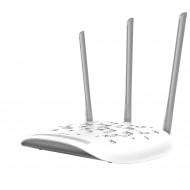 ACCESS POINT TP-LINK wireless 450Mbps, port 10/100Mbps, 3 antene externe, pasiv PoE, Atheros, 3T3R, 2.4GHz, Passive PoE, QSS Push Button