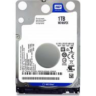 HDD notebook  WD 1 TB, Blue, 5400 rpm, buffer 128 MB, 6 Gb/s, S-ATA 3,