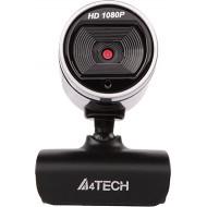 CAMERA  web A4TECH, Full HD rez 1920 x 1080, USB 2.0, microfon, negru,