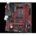 PLACA de BAZA GIGABYTE B450M GAMING, skt AM4, AMD B450, mATX, slot RAM 2 x DDR4, max 32 GB, 4x S-ATA 3, 1x M.2, 2x PCI-E, PCI-E3.0x16 x 1, LAN 1000 Mbps, HDMI, DVI, VGA, 7.1,