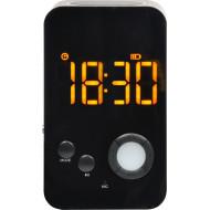 CEAS - BOXA portabil bluetooth, afisare LED pt. ceas, FM Radio, lampa, Alarm Clock, slot microSD,