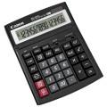 Calculator de birou CANON, WS1610T, ecran 16 digiti, alimentare solara si baterie, negru, include TV 0.1 lei ,