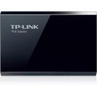 INJECTOR PoE TP-LINK 2 porturi Gigabit, compatibil IEEE 802.3af, alimentare 5V/12V, carcasa plastic,