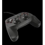 GAMEPAD cu fir TRUST, PC | PS3, USB, negru,